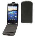 ELSLI0009-Z110 - Etui à clapet E-Line Slim noir Acer Liquid Z110