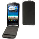 ELSLI0010-CLOUDMOBIL - Etui à clapet E-Line Slim noir Acer Cloud Mobile S500