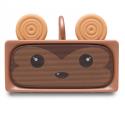 ENCEINTE-MOB-EA-02 - Enceinte bluetooth Adorable Singe stéréo 2x6W