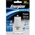 ENERGIZER-FOTLIU032R - Energizer clé de stockage externe 32 Go pour iPhone et iPad Lightning