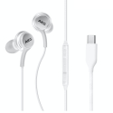 EO-IC100BLANC - Casque Samsung AKG intra-auriculaire stéréo blanc EO-IC100 type-C