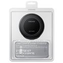 EP-WG95BBEGWW - Pack Essentiel Galaxy S8 Starter Kit Samsung origine Socle de charge sans fil