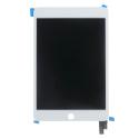 FACEAV-IPADMINI4BLANC - Ecran complet iPad Mini-4 Dalle LCD et vitre tactile assemblée blanche
