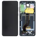 FACEAV-S20ULTRANOIR - Ecran complet origine Samsung Galaxy S20 Ultra coloris noir