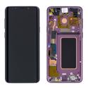 FACEAV-S9PLUSVIOLET - Ecran complet origine Samsung Galaxy S9+ coloris violet GH97-21691B