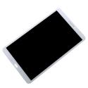FACEAV-TABA101BLANC - Ecran complet Tab-A 2016 SM-T580 blanc Vitre tactile et LCD assemblé