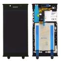 FACEAV-XPL1NOIR - Ecran complet Xperia L1 Sony assemblé sur châssis Vitre tactile et LCD coloris noir