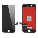 FACEAVIP8NOIR - Ecran complet iPhone-8 avec vitre tactile et dalle LCD coloris noir