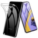 FAIRPLAY-CAPELLAA72 - Coque Capella Galaxy A72 transparente avec contour à coussins d'air