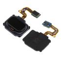 FINGERPRINT-NOTE8NOIR - Bouton d'empreinte digitale pour Galaxy Note 8 coloris noir