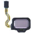FINGERPRINT-S8VIOLET - Bouton d'empreinte digitale pour Galaxy S8 / S8+ coloris orchidée