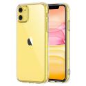 FITTY-IP11 - Couple iPhone 11 souple flexible et ultra-fine transparente