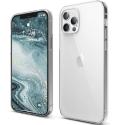 FITTY-IP12PMAX - Couple iPhone 12 Pro Max souple flexible et ultra-fine transparente