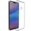 FITTY-P20LITETRANS - Coque souple Huawei P20 Lite en gel TPU ultra-fin transparent