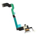 FLEXCHARGE-IPXBLANC - Nappe iPhone X Connecteur de charge Lightning coloris blanc