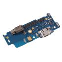 FLEXCHARGE-MOTOE4 - Nappe et prise de charge Moto E4 prise micro-USB