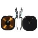 FLEXQI-IPX - Nappe avec récepteur charge induction Qi pour iPhone X et touches volume et vibreur
