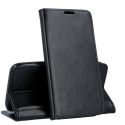 FOLIO-A324GNOIR - Etui folio Galaxy A32(4G) rabat latéral simili-cuir coloris noir