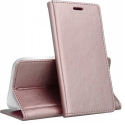 FOLIO-A42ROSE - Etui Galaxy A42 rabat latéral fonction stand coloris rose