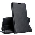 FOLIO-IP12MININOIR - Etui folio Apple iPhone 12 Mini rabat latéral noir