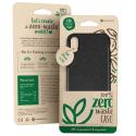 FORCELL-BIOIP11PRONOIR - Coque écolo iPhone 11 Pro noir entièrement biodégradable Zéro-déchets