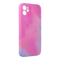 FORCELL-IP11POPDES1 - Coque iPhone 11 série POP rose pastel