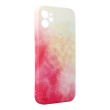 FORCELL-IP11POPDES3 - Coque iPhone 11 série POP jaune pastel