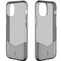 FORCEPUR-IP12MININOIR - Coque iPhone 12 Mini noire souple et antichoc Force-Case PUR avec contour renforcé