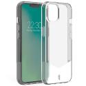 FORCEPUR-IP13PMAXTRANS - Coque iPhone 13 Pro Max souple et antichoc Force-Case PUR avec contour renforcé