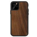 FP-COVBOISIP12MINI - Coque antichoc FairPlay iPhone 12 Mini avec revêtement en bois véritable
