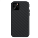 FP-COVCARBOIP11PROMAX - Coque antichoc FairPlay iPhone 11 Pro Max avec revêtement aspect carbone