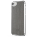 FUCOQ00048-IP7 - Coque aspect bois gris pour iPhone 6/7/8 de Follow-Up