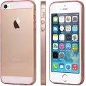 GCASESKINIP5PINK - Coque GCase ultra fine Skin Gel coloris Rose translucide pour iPhone 5s
