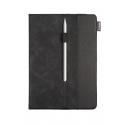 GECKO-BUSINESS102 - Etui iPad 7(10.2 pouces) Business avec rabat articulé noir fonction stand