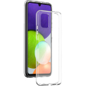 GEL-A224GTRANS - Coque souple Galaxy-A22(4G) en gel flexible et enveloppant transparent