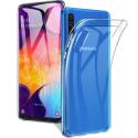 GEL-A50TRANS - Coque souple Galaxy-A50 en gel flexible et enveloppant transparent