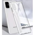 GEL-A51TRANS - Coque souple Galaxy-A51 en gel flexible et enveloppant transparent