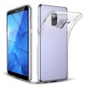 GEL-GALAXYJ6TRANS - Coque souple Galaxy J6-2018 gel TPU flexible transparent