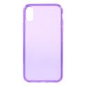 GEL-IPXRVIOLET - Coque souple Galaxy iPhone XR violet enveloppante et résistante