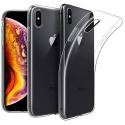 GEL-IPXSMAXTRANS - Coque souple Galaxy iPhone XS Max transparente enveloppante et résistante