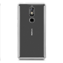 GEL-NOKIA7TRANS - Coque souple Nokia-7 en gel TPU transparent