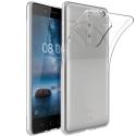 GEL-NOKIA8TRANS - Coque souple Nokia-8 totalement transparent