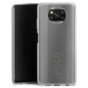 GEL-POCOX3TRANS - Coque souple pour Xiaomi Poco X3 en gel flexible enveloppant transparent