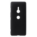 GEL-XZ3NOIR - Coque Xperia-XZ3 souple et flexible noire