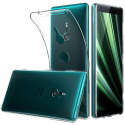 GEL-XZ3TRANS - Coque Xperia-XZ3 souple et flexible transparente