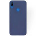 GEL-Y6SBLEU - Coque souple Huawei Y6s coloris bleu mat