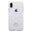 GELIPHONEXTRANS - Coque souple Galaxy iPhone X transparente enveloppante et résistante