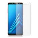 GLASS-A72018 - Vitre protection écran Galaxy-A7 2018 en evrre trempé 0.3mm