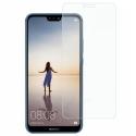 GLASS-P20LITE - Vitre protection écran Huawei P20-Lite en verre trempé 0.3mm
