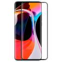 GLASS3D-MI10NOIR - Verre trempé intégral 3D pour Mi 10 coloris noir